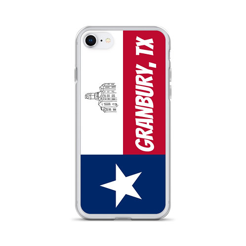 Granbury, TX iPhone Case