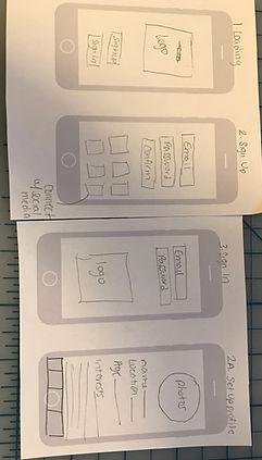 Screens 1-3