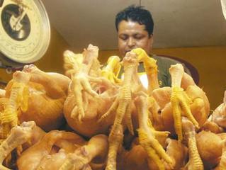 El pollo y algunas verduras se encarecen por baja oferta