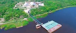 Llega la primera carga de importación al puerto Jennefer