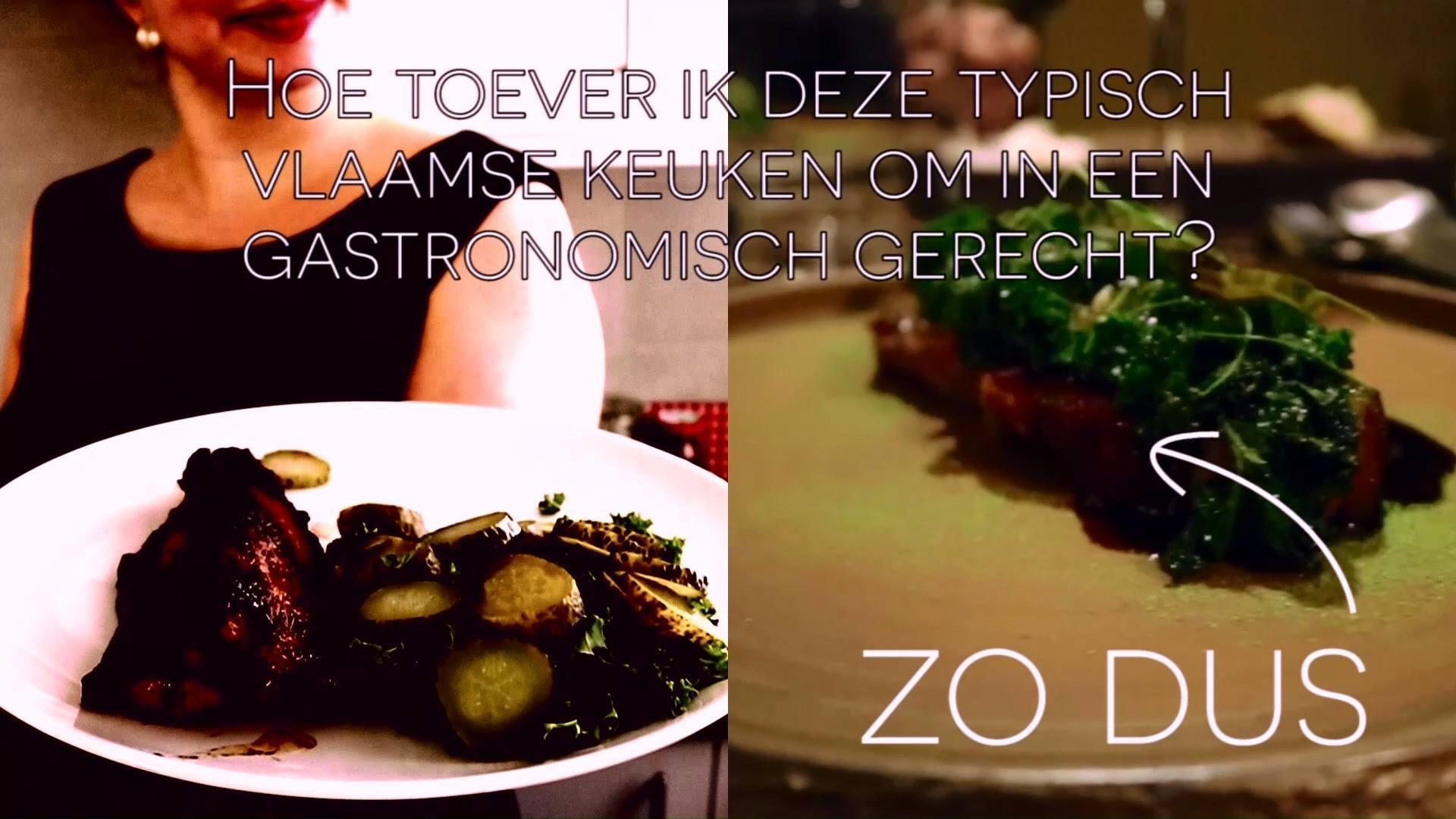 Typisch Belgisch, is dat ook culinair hoogstaand?