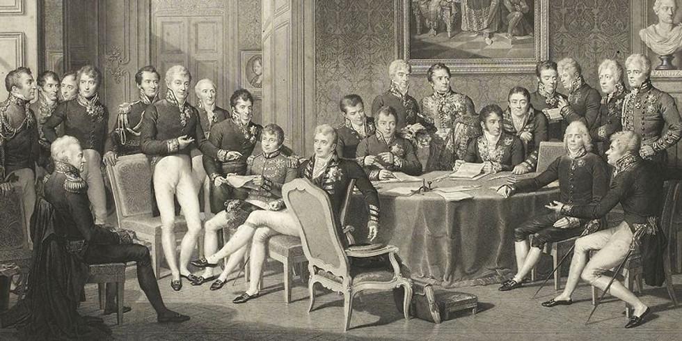 In Metternichs Bett