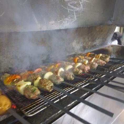 Dukhol's kebab