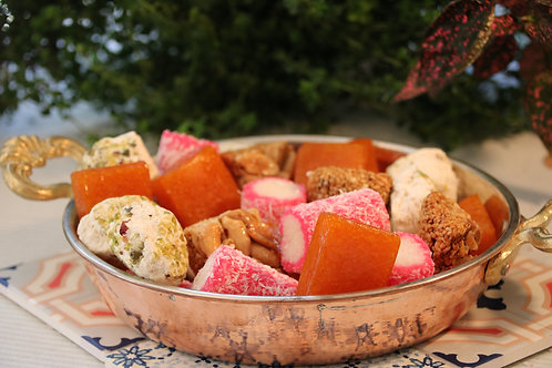 Jerusalem Sweets in Siniya Pot