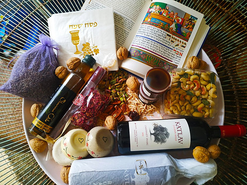 March box, get ready for Passover