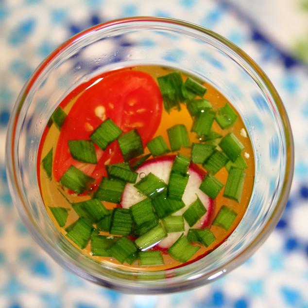 קונסומה עגבניות