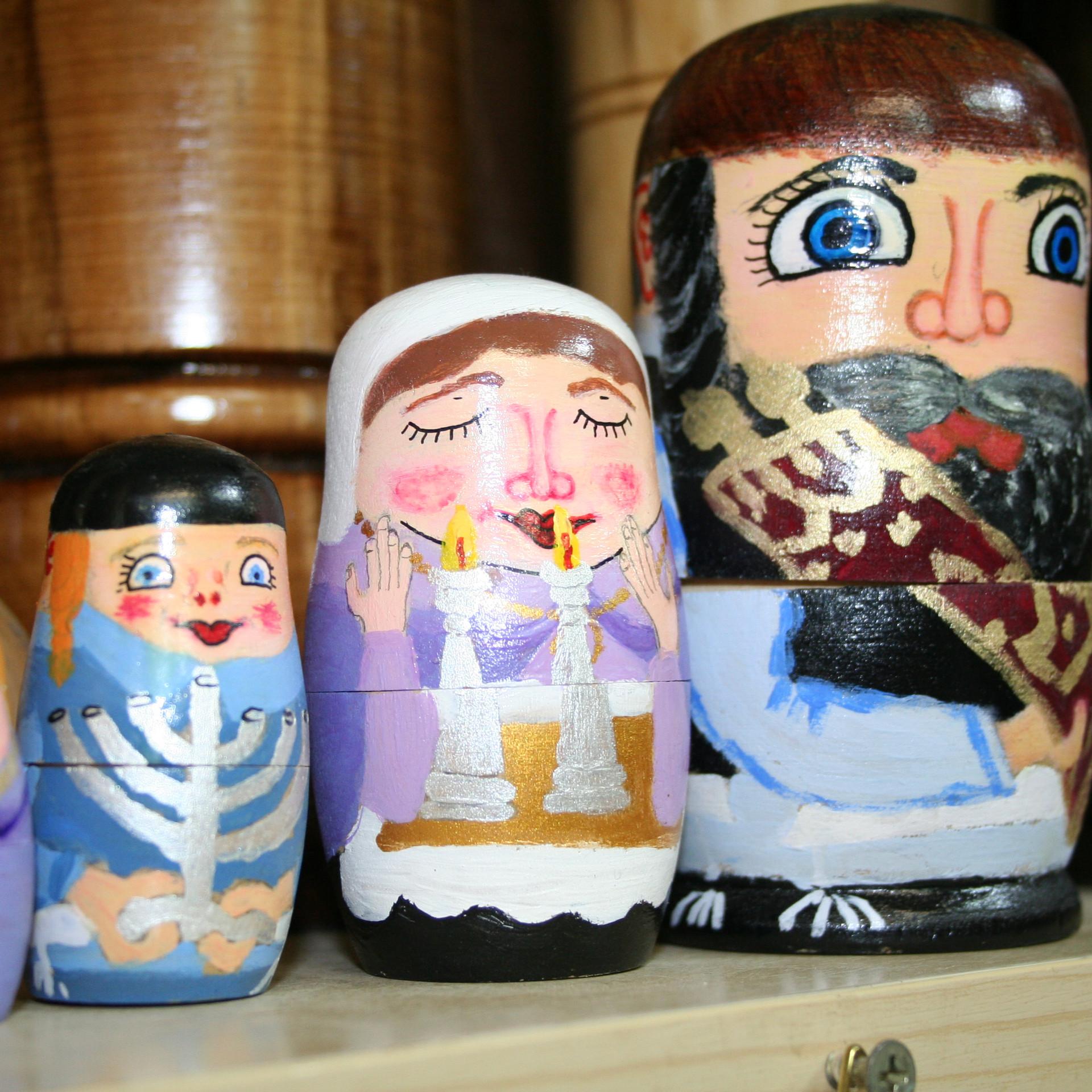 Kosher Babushka dolls