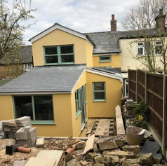 K-Rend carried out