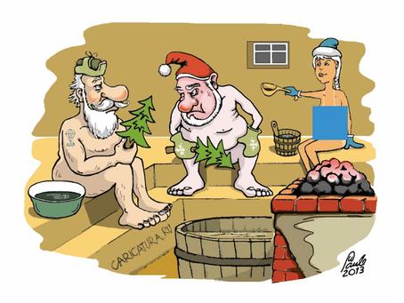 Какая лучше: русская баня или финская сауна ?