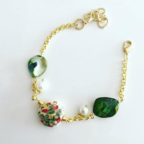 Handmade Sicilian Style Bracelet