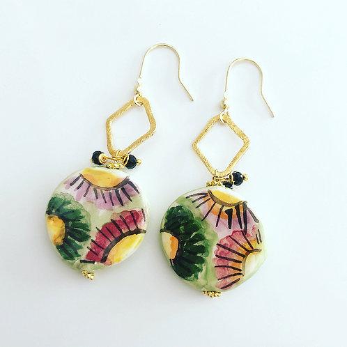 Handmade Earrings Fantasy