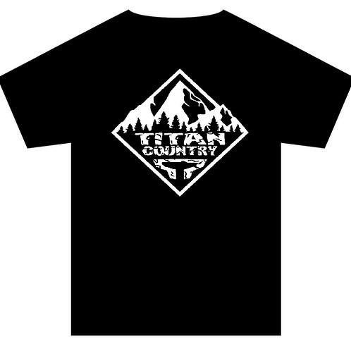 Titan Country Logo Shirt