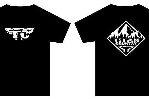 Titan Country Logo Shirt