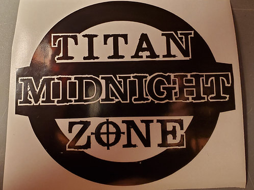 OFFICIAL Titan Midnight Zone Group Decal