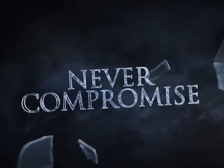 Never Compromise Early On