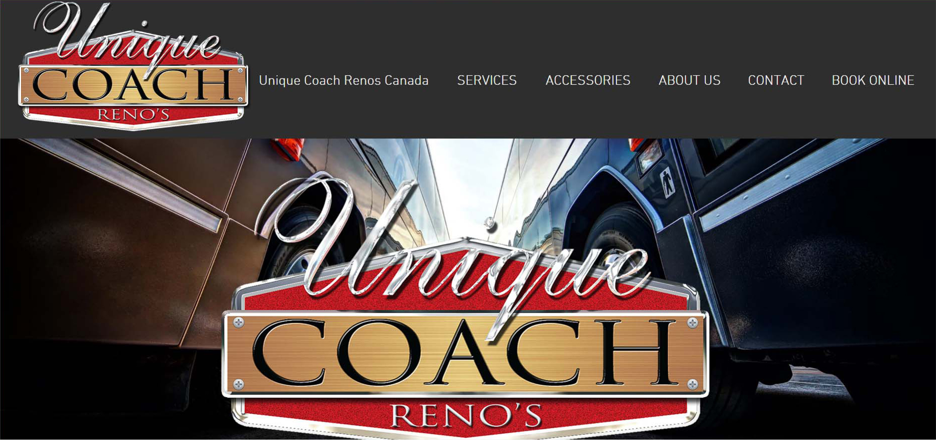 Unique Coach Reno's Website
