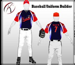K2 - Baseball Uniform Builder