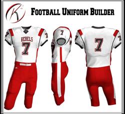 K2 - Football Uniform Builder