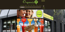 Organic Boutique Website