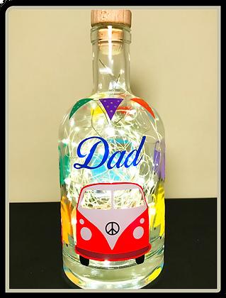 Camper Van Bottle (OOAK)
