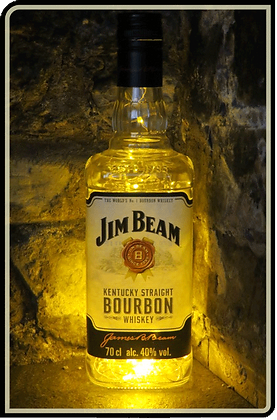 Jim Beam Bottle