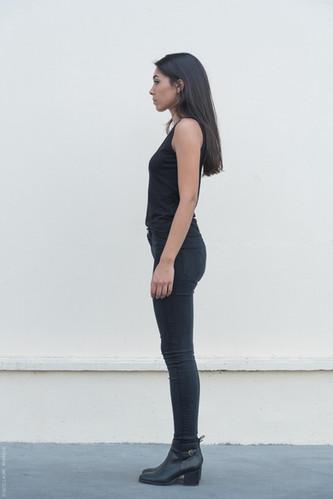 Polas - Julie  Sanchez par Guillaume Mar