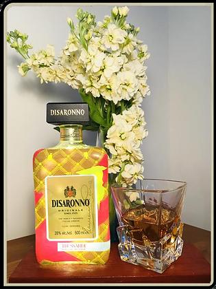 Disaronno Bottle