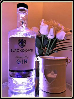 Blackdown Sussex Gin Bottle