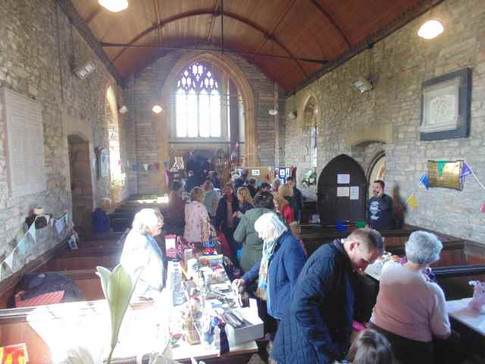 Spring Fayre and Plant Sale