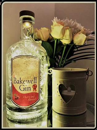 Bakewell Gin Bottle