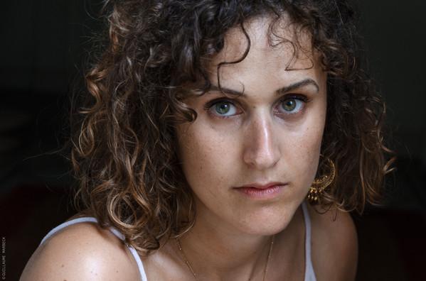 Emilie Ramet par Guillaume Marbeck