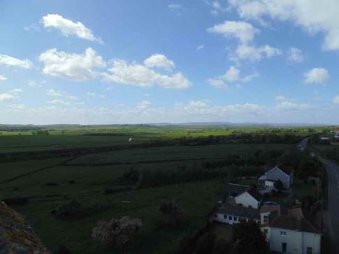 Local fields from Churh Tower