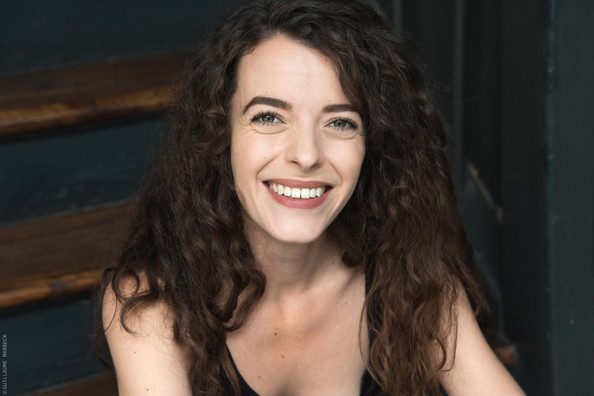 Manon Chevallier par Guillaume Marbeck -