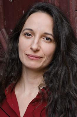 Sandrine Baume par Guillaume Marbeck