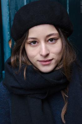 Esther Lebeau par Guillaume Marbeck - pr
