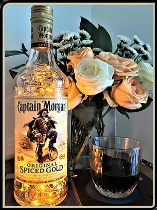 Capt Morgan's Rum Bottle