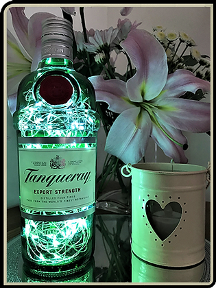 Tanqueray Bottle