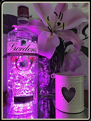 Gordon's Pink Gin Bottle
