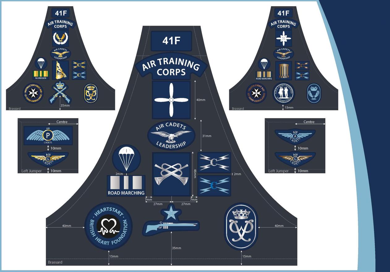 Badge Layout