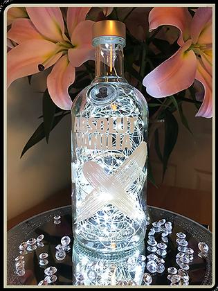 Absolut Vodka Vanilla Bottle