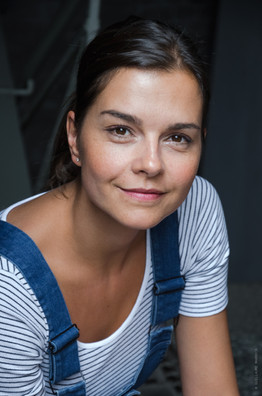 Susan Hoecke par Guillaume Marbeck