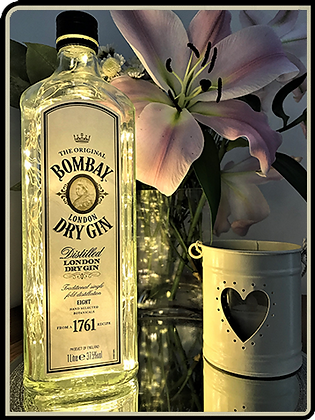 Bombay Original Bottle