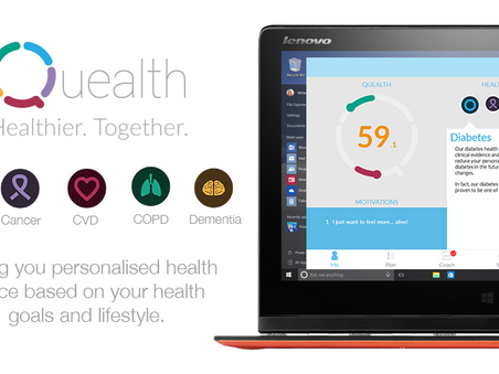 Quealth Launches on Lenovo App Explorer for Laptops and PCs