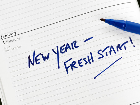 Made resolutions about improving your health? Read on...