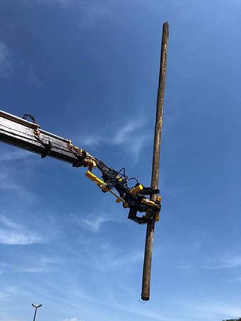 manipulador de postes
