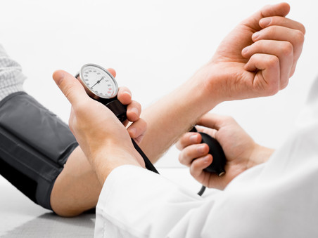 Blood pressure and you