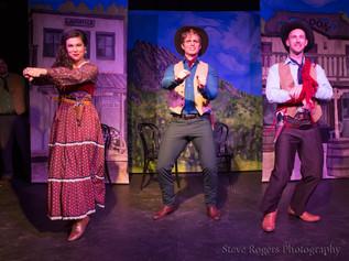 Boy Howdy Western Set