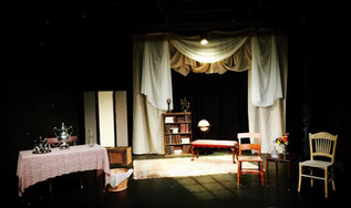Chekhov Small Stage Design