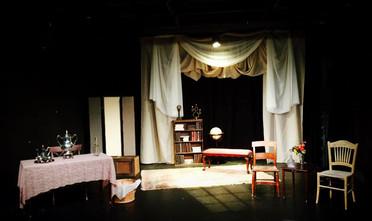 Chekhov Small Stage Design
