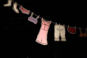 Comedy Fest Clothesline
